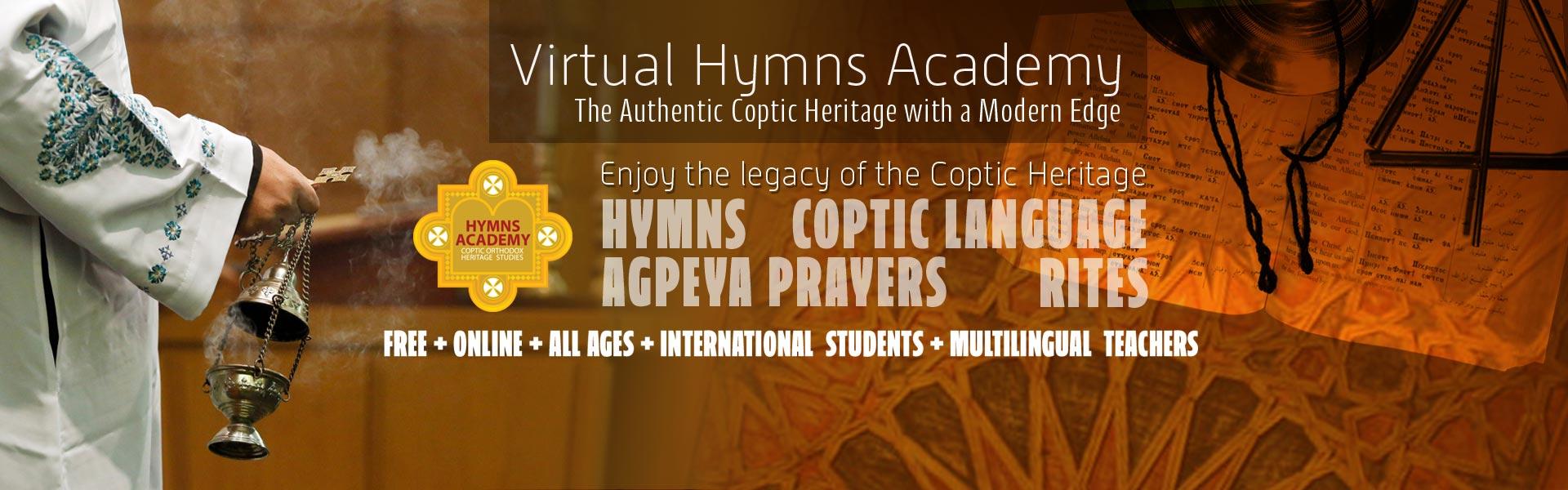 Hymns Academy - ECCOPTS
