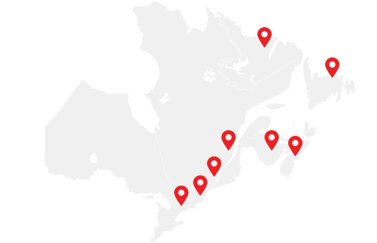 Eastern Canada Coptic Orthodox Church